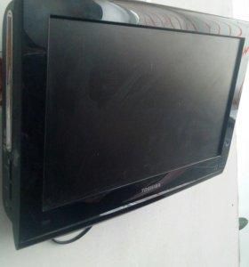 ЖК телевизор с DVD Toshiba