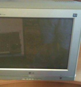 Монитор LG Flatron F730B