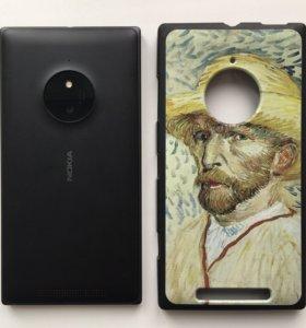 Силиконовые чехлы на Nokia lumia 830