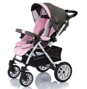 Детская прогулочная коляска jetem s-803
