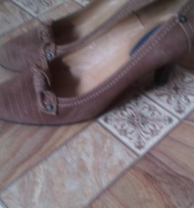 Женские туфли новые не ношеные