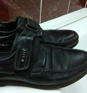 Ботинки макастны для мальчика.р р 40-41