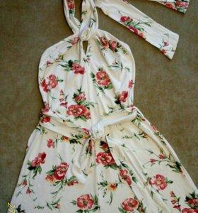 Летнее платье, новое 46р