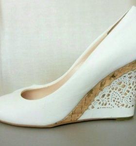 Туфли кожаные MariaMoro