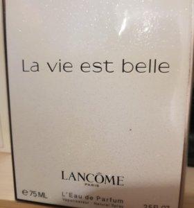 Парфюм женский Lancome La vie est belle 75ml новые