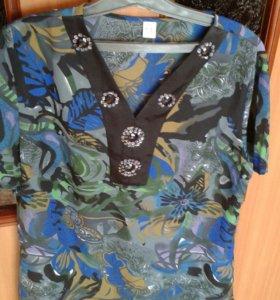 Продам блузку(размер50)