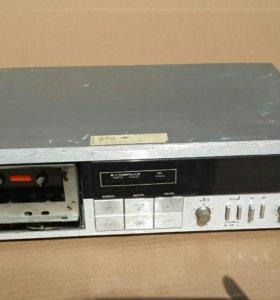 Стереомагнитофон приставка кассетная яуза мп-221с2
