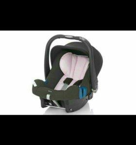 Автокресло Romer - Baby-Safe Plus SHR II 0+