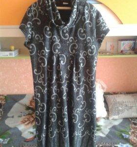 Платье для беременных или с животиком