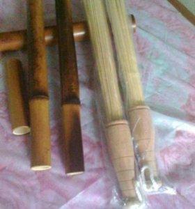 Набор бамбуковый