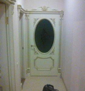 Монтаж дверей и любых дверных конструкций.опыт.