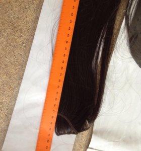 Трессы, искусственные пряди волос