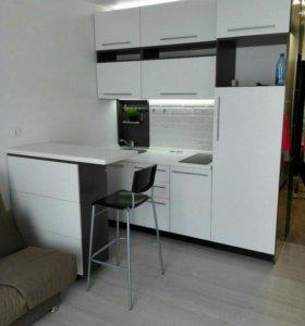 Квартира, студия, 19 м²