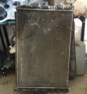 Радиатор охлаждения Volvo xc 60 D5