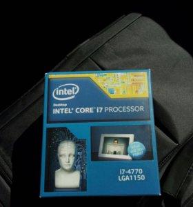 Intel Core i7 4770 Box