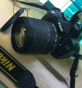 Фотоаппарат Nikon D5100 18-105mm AF-S VR