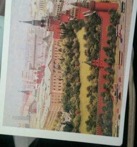 Набор открыток москва столица ссср 1984