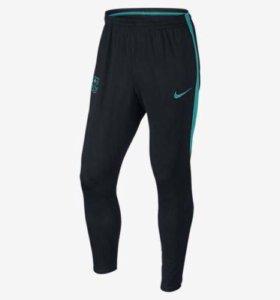 Тренировочные зауженные штаны Nike Barcelona