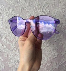 Солнезащитные очки