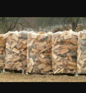 Доставим и разгрузим дрова