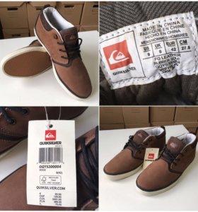 Кроссовки, кеды, ботинки Quicksilver 42 размер