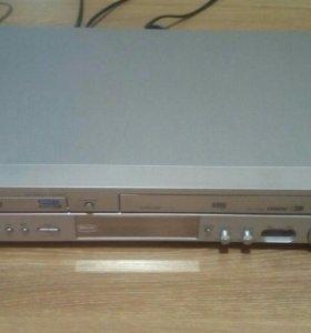Видео плеер для VHS и диска