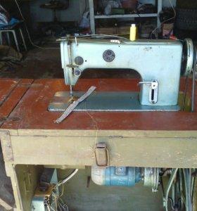 Армейская швейная машина