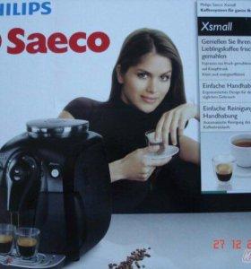 Кофемашина Philips Saeco HD 8743