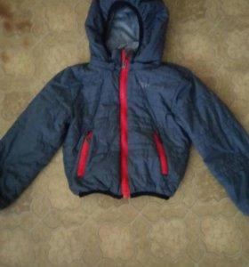 Двухсторонняя куртка отличная. СПЕШИТЕ УЕЗЖАЮ!!!
