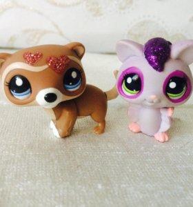 Lps pet shop+аксессуар в подарок(1шт.)