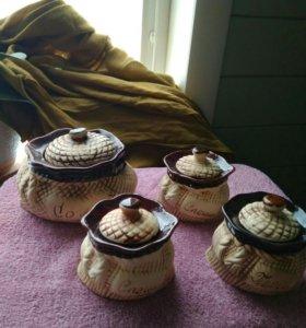 Мешочки керамические для специй