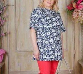 Жакет новый, джинс с цветочным принтом, 56 размер