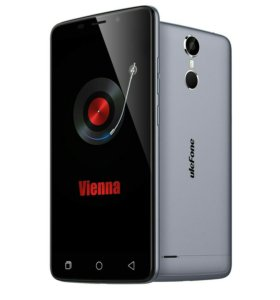 Ulefone Vienna 3/32GB (5.5'') Black/Gray Новый