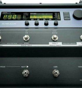 Вокальный процессор T.c. electronics Voicelive