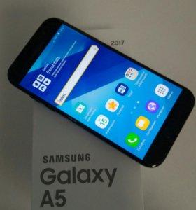 Samsung Galaxy A5 2017 черный