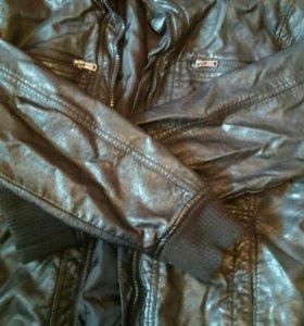 Куртка 12-13лет рост 160