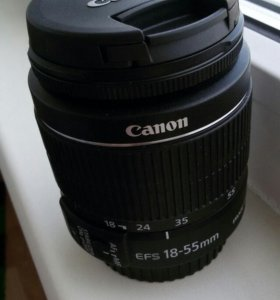 Canon efs 18-55 mm is