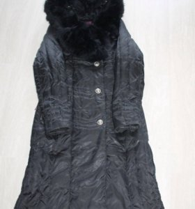 Пальто зимнее,размер 42-44