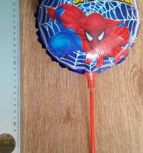 Шарик Человек-паук (демпингую! Остаток)