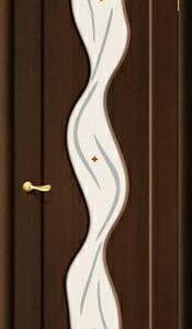 Двери межкомнатные(отделка ПВХ)