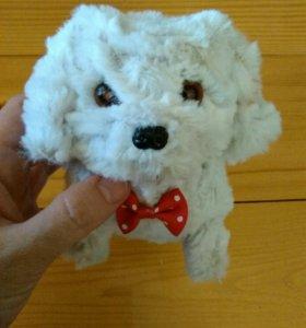 Интерактивная мягкая игрушка Собака