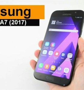 Samsung A7 (2017)