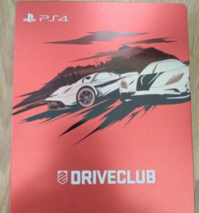 Driveclub Steelbook edition playstation 4