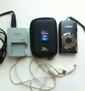 Цифровой фотоаппарат Canon ixus 210