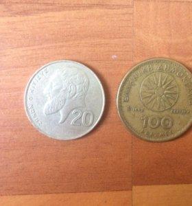Монеты иностранные зарубежные