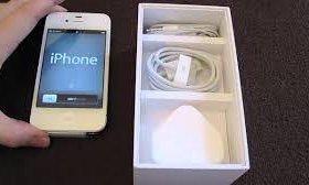 Apple iPhone 4s 16Gb новый