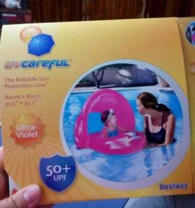 Круг для плавания малышам.