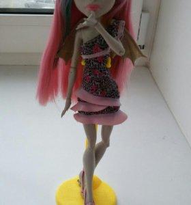 """Кукла Рошель """"Monster High"""" + подставка"""
