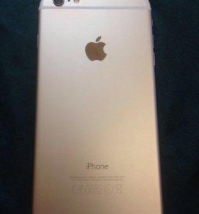 iPhone 6 Plus 16Gb Gold Ростест