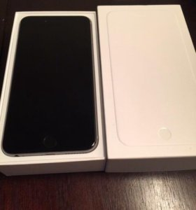 Apple iPhone 6 64Gb Space Gray новый